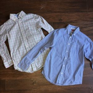 Other - *SOLD* Boys button down shirts